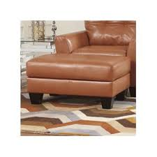 leather ottomans you u0027ll love wayfair