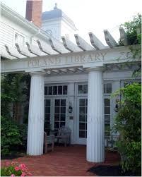 poland library chadsworth columsn greek doric fiberglass columns