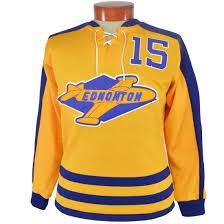 edmonton flyers 1955 hockey sweater ebbets field flannels