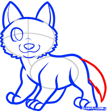 cute halloween drawings how to draw a halloween wolf halloween wolf step by step