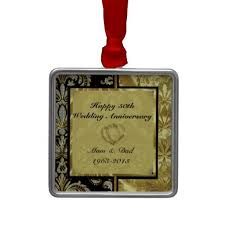 50th anniversary ornaments 18 best 50th anniversary christmas ornament images on