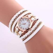 ladies leather bracelet watches images 2901 pu leather watch fancy watch bands ladies pearl bracelet jpg