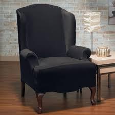 Wing Chair Slipcovers Wing Chair Slipcovers You U0027ll Love Wayfair Ca
