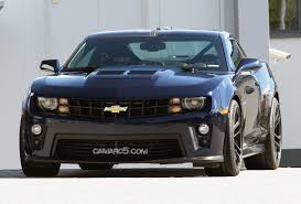 camaro ss or zl1 pics of camaro zl1 in cyber gray and imperial blue camaro5
