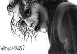 the joker the dark knight by adovionart on deviantart