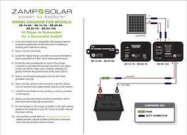 zamp solar zs 20 10a zamp kicker 20 watt battery maintainer with