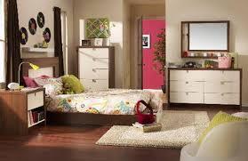 Little Girls Bedroom Lamps White Pillow Polka Dots Pattern Near Bookshelf Little Girls