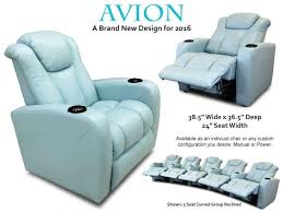 The Sofa Company by Avion Home Theater Uncategorized Leather Seating Styles The Sofa