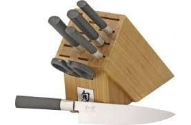 Kershaw Kitchen Knives Set Kershaw Knives Wasabi Knife Kitchen Set Free Shipping 49