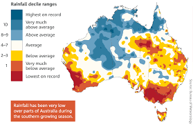 What Is A Climate Map Australia U0027s Changing Climate Csiro