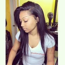 sew in weave hairstyle images straight hair sew in styles best 25 sew in hairstyles ideas on