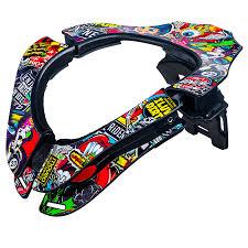 oneal motocross helmet o u0027neal europe shop neck guards
