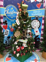 the disney springs christmas tree trail now open for 2017 u2014 now