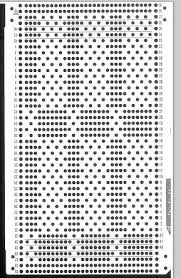 284 best punch cards images on cards punch and lace