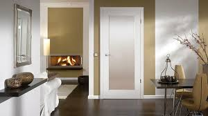 Decorative Glass Interior Doors Fancy Modern Interior Glass Doors With Italian Wenge Interior