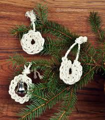 3 ornaments u2013 nautical christmas decor u2013 decor twisted