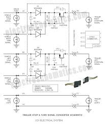 trailer stop turn signal converter