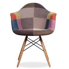 Industrial And Rustic Designs Resurfaced Wooden Chair Patchwork Design Icon Chairs Dsw Patchwork And Wooden