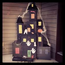 building a spooky halloween house the vintage mom