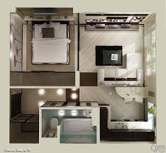 Small Apartments Design Pictures  Urban Small Studio Apartment - Design small apartments