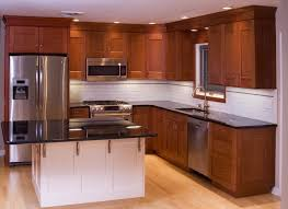 Modern Oak Kitchen Cabinets Kitchen Lighting Brown Paint Colors For Kitchen Brown Cabinet