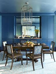 Blue Dining Room by Blue Rooms An Ode To America U0027s Favorite Color