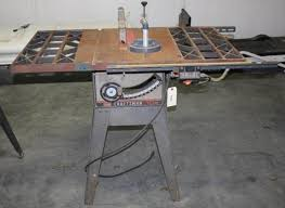 10 Craftsman Table Saw Craftsman 10 U0027 U0027 Table Saw Model 113 298750 Current Price 100