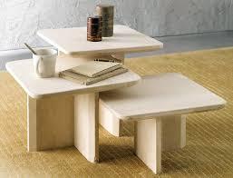 cuisine camif deco table basse gigogne le bois chez vous