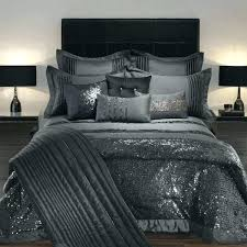 charcoal bedding charcoal grey duvet cover dark bedding sets king set ems usa