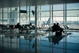 Heathrow Terminal 3 Information Desk Airport Operators Association Trade Association For British Airports