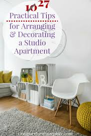 27 practical tips for studio apartment furniture and decor