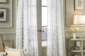 Interior Soho Double Sears Curtain by Curtains Soho Voile Lightweight Sheer Curtain Panel Beautiful