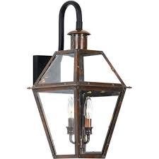 Copper Outdoor Light Fixtures Copper Outdoor Lighting Bellacor
