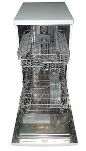 Dishwasher Enclosure Amazon Com Spt Sd 9241w Energy Star Portable Dishwasher 18 Inch