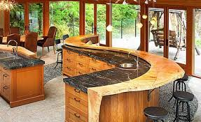 bar amazing cool bar top ideas 15 rustic kitchen design photos