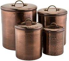 kitchen canister sets stainless steel stainless steel kitchen canister sets ebay