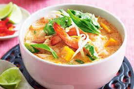 Thai Red Pumpkin Curry Recipe by Prawn Laksa