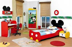 Minnie Mouse Bed Frame Mickey Mouse Bedroom Designs And Creative Inspired Room Also Print