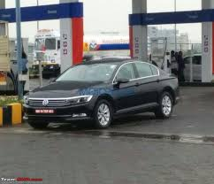 car volkswagen passat 2017 vw passat 2 0 tdi spotted in india edit launched at 30