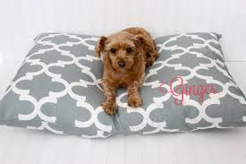 bed cover personalized pillow cover pet bed cover