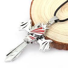 necklace pendants wholesale images Bleach skull necklaces wholesale cool necklace men jewelry jpg