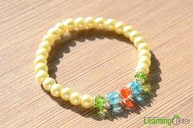diy pearl bead bracelet images Bracelet making instructions how to make jewelry bracelets with jpg