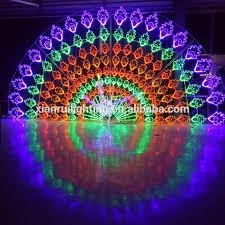decorative peacock outdoor lights decorative peacock outdoor
