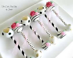 baby rattle cake pops kate spade themed baby rattle cake pops created by jennie of the