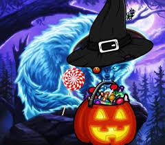 anyone want a halloween profile pic hearthstone amino