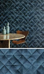 papier peint pour salon salle a manger papier peint géométrique dans une salle à manger analiadeco