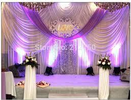 wedding backdrop to buy wedding decoration curtains cheap wedding backdrop curtains