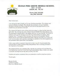 best solutions of middle recommendation letter for student