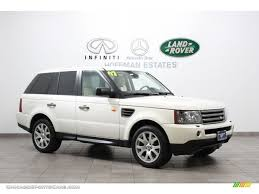 land rover sport 2007 2007 land rover range rover sport hse in chawton white 989684
