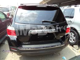 toyota cars for sale pure clean foreignused 2012 toyota highlander cars